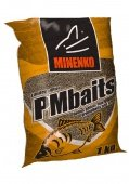 PMbaits GROUNDBAITS METHOD CARP 1 кг
